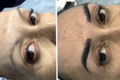 PhiBrows Before & After Example2