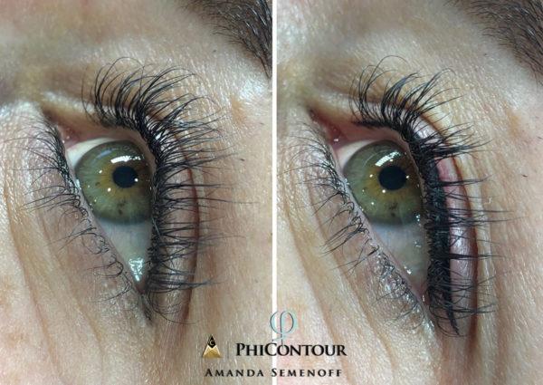 eyeliner enhancement